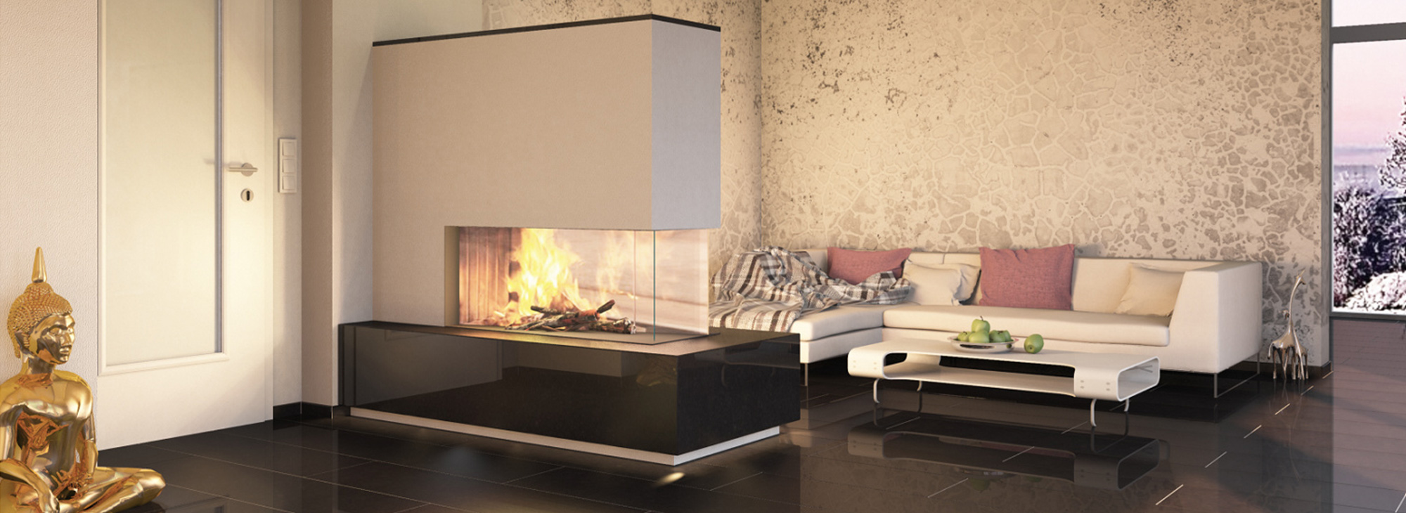 SILCAHEAT® 600C is an innovative board for easy and fast assembling of fireplaces.