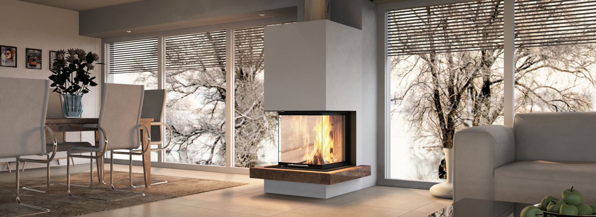 SILCA® 250 KM is the approved calcium silicate board for fireplace and tiled stove construction.