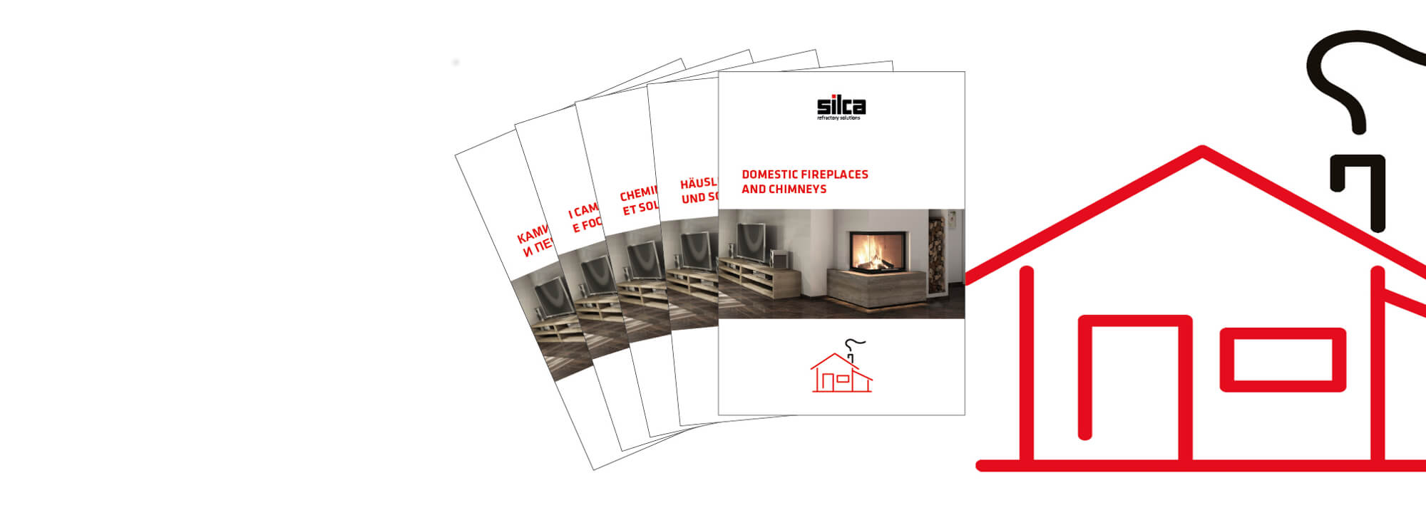SILCA - Domestic fireplaces and chimneys